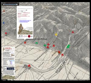 Screenshot Lorscher Codex Google Earth